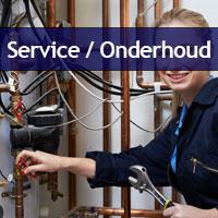 Service & Onderhoud Verwarming
